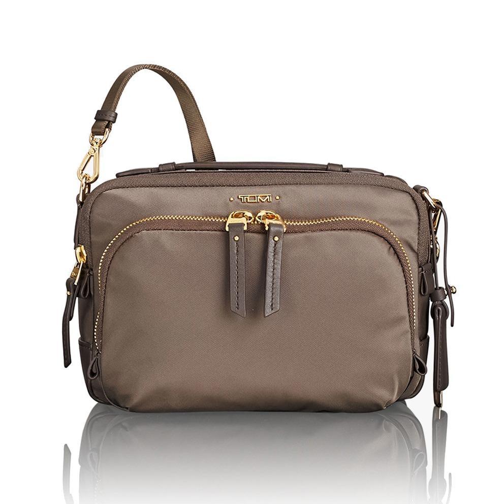 Tumi Luanda Flight Bag - Tas Wanita - Coklat
