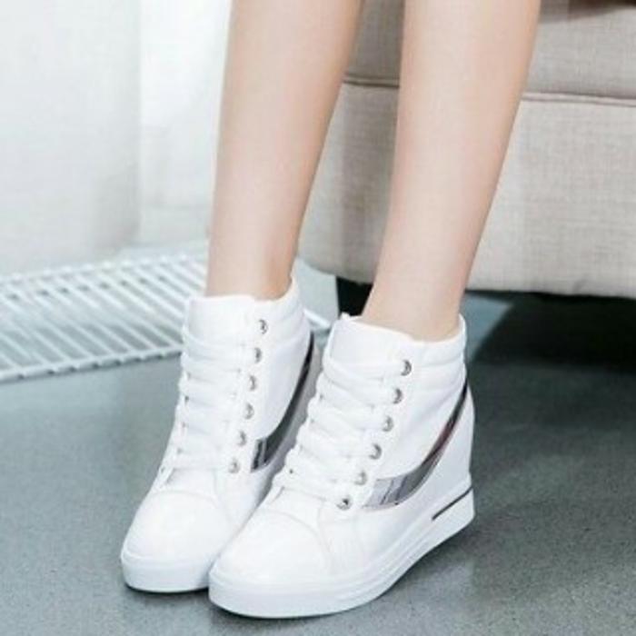 ... Sepatu Boot Wanita Cewek Putih DS001 Jual dg Harga Murah