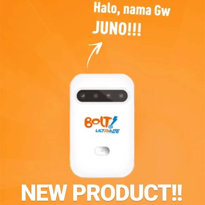 Detail Gambar Mifi Router Modem Wifi 4G Bolt Aquila Max UNLOCK Bolt Juno / Bolt Juno Terbaru
