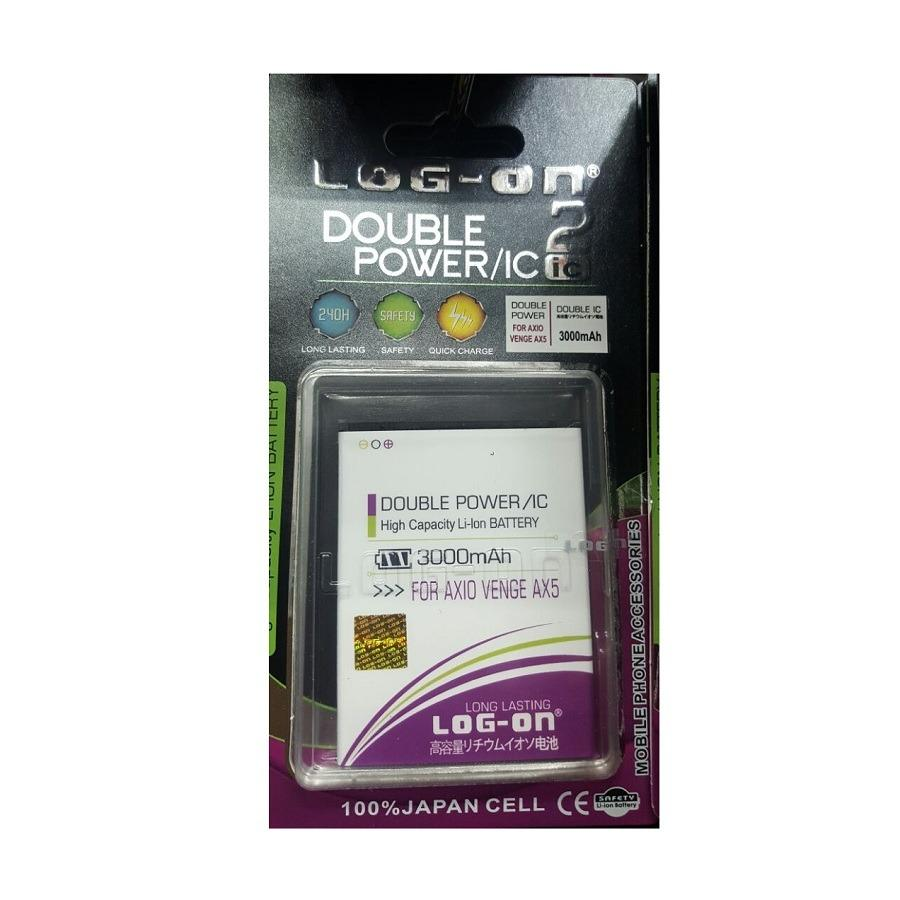 Log On Baterai Xiaomi Mi4i Bm33 Double Power Battery 4000 Mah Rakkipanda Bm 33 For Mi 4i 4000mah Source Axio Venge Ax5 3000