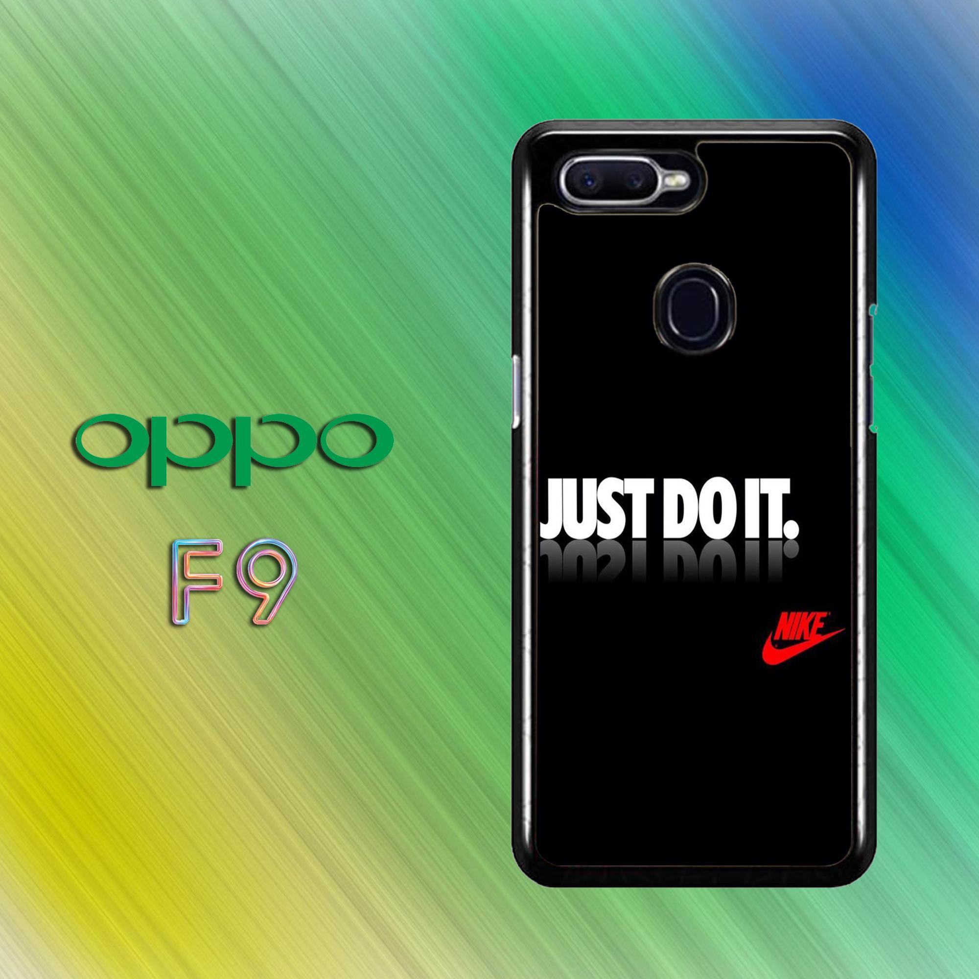 Features Bcs Case Nike Fashion Printing Phone Oppo F9 Dan Harga