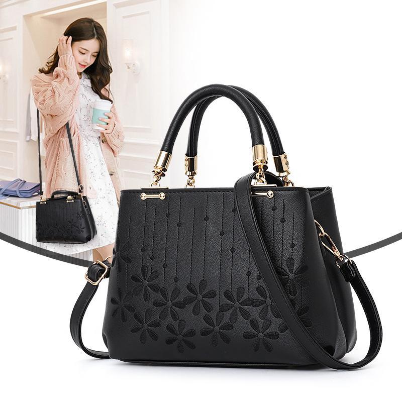 Dominique SLV98763 Tas fashion wanita import handbag kerja kantor casual 574d9898a0