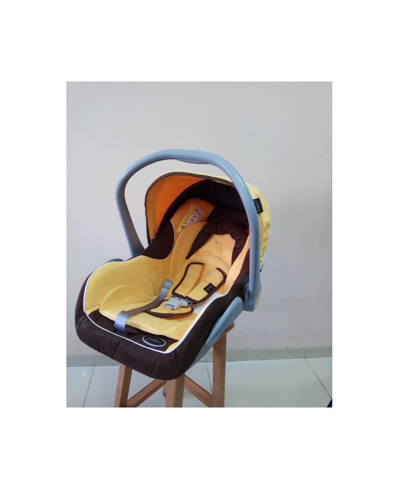 Detail Gambar car seat pliko 02B tempat duduk bayi di mobil Terbaru