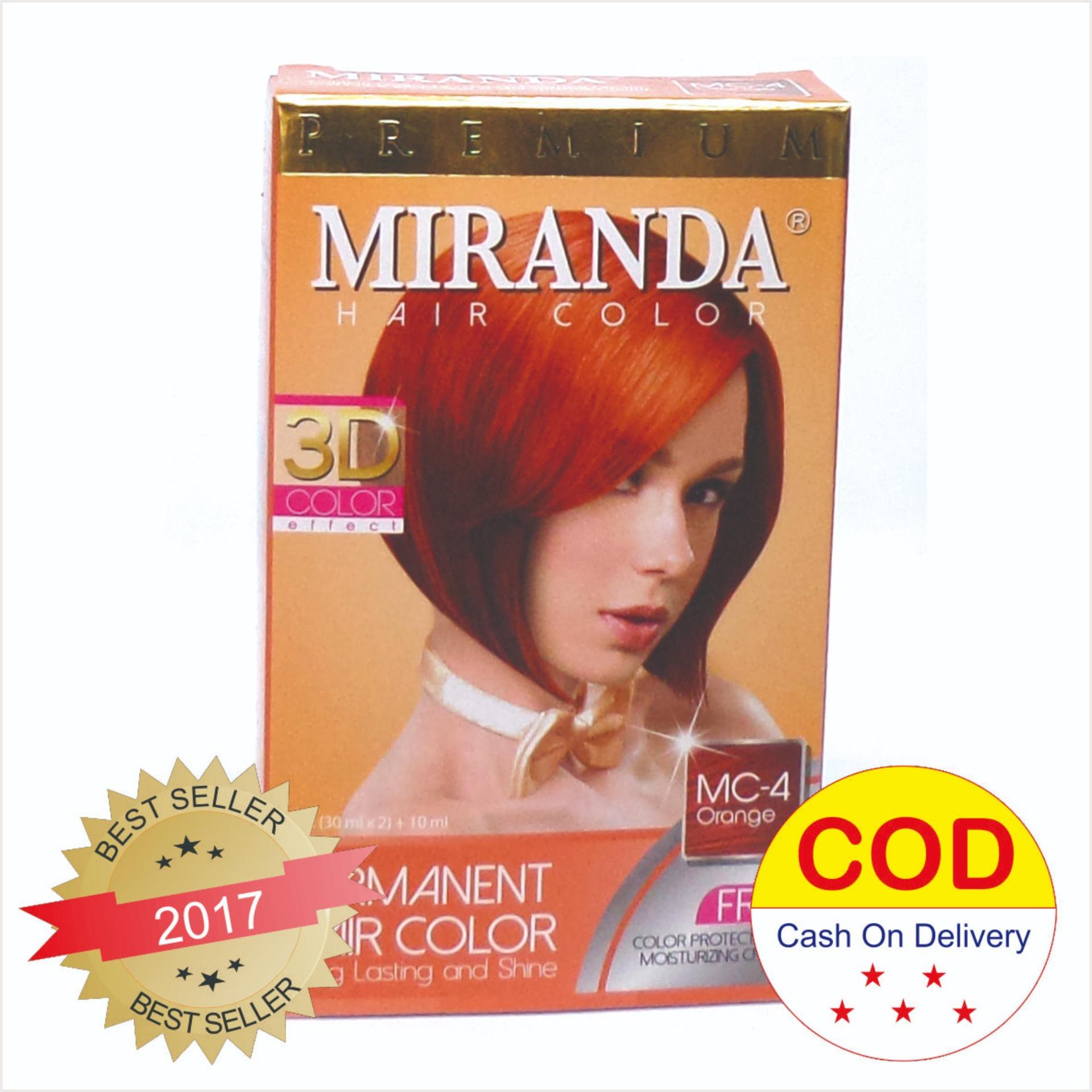 miranda hair color / cat rambut warna sesuai