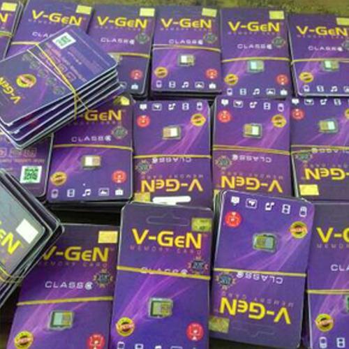 ... V-GEN Memory Card Micro SDHC 8GB Class 6 Non Adapter - 4