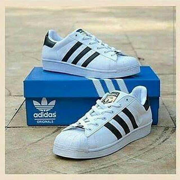 Kelebihan Sepatu Vietnam Adidas Supercolor Superstar Hitam Vietnam Sepatu Hombre Cowok 76281c