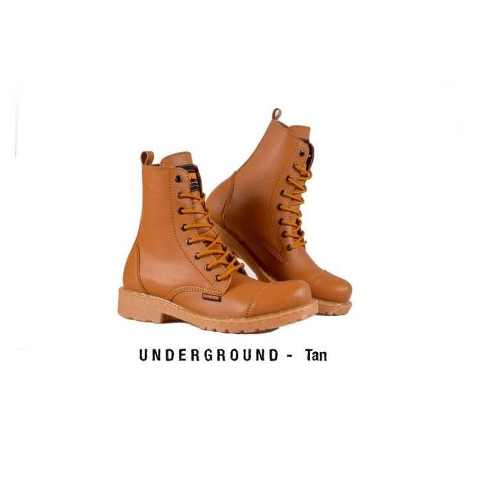 sepatu boots pria terbaru dan termurah promo nike/adidas/converse/humm3r/boots/delta/kickers ( Humm3r )