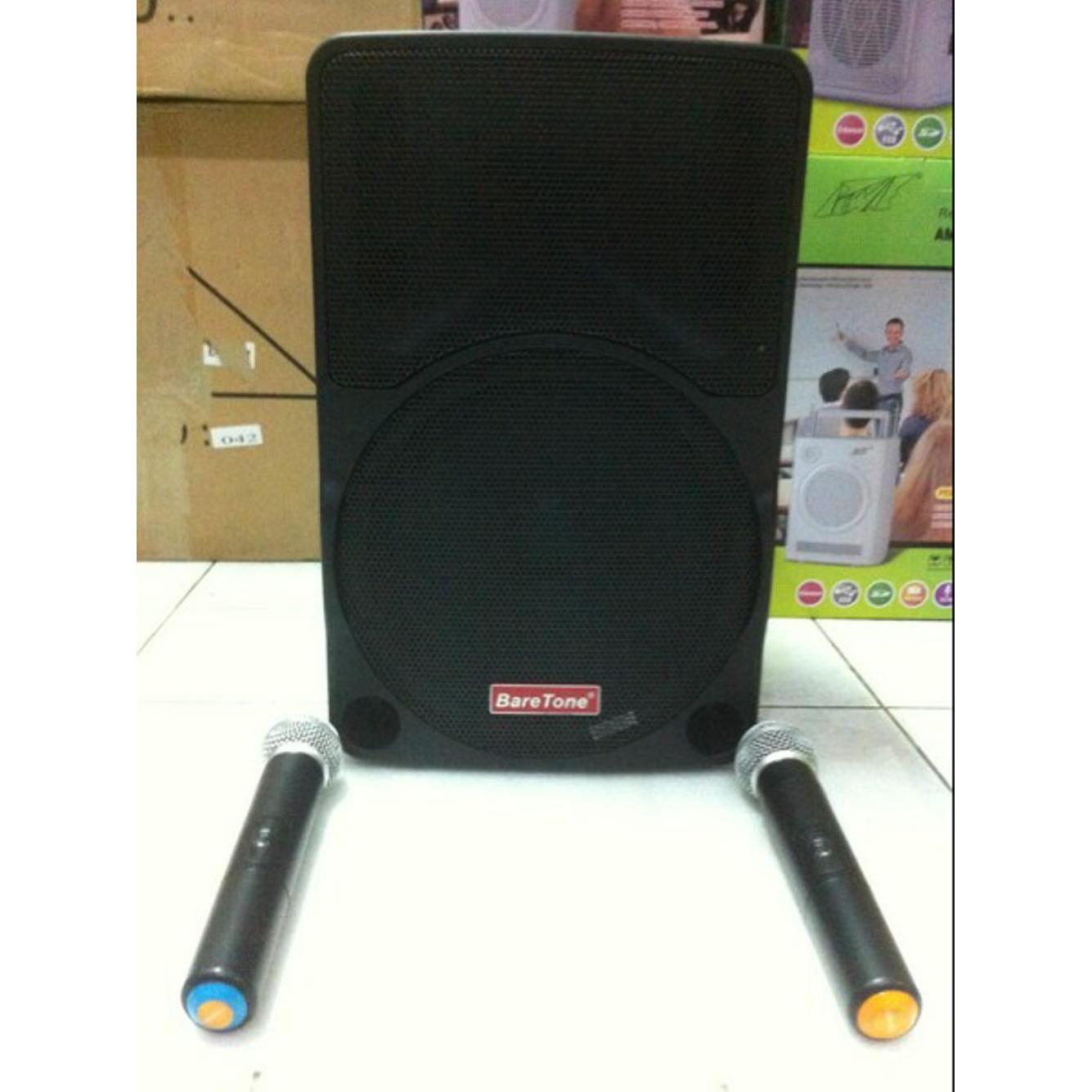 Speaker portable meeting wireless 10 inch baretone MAX10C