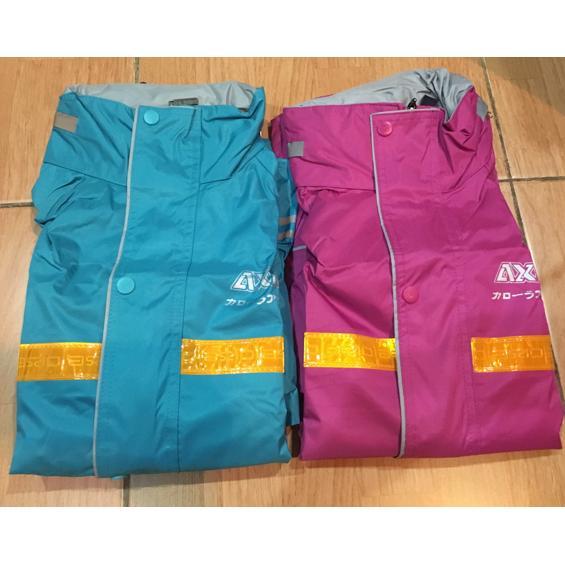 jas hujan AXIO khusus PINK dan Tosca