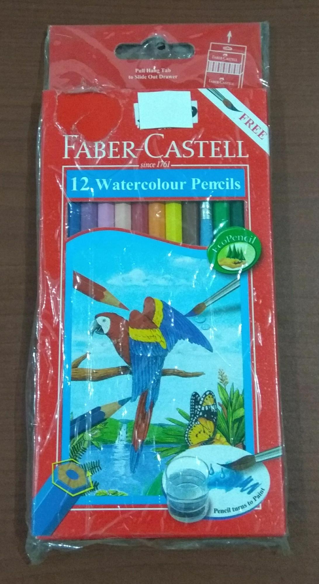 Kelebihan Pensil Warna Joyko Isi 12 Pendek Terkini Daftar Harga Kenko Kecil Faber Castell Watercolour