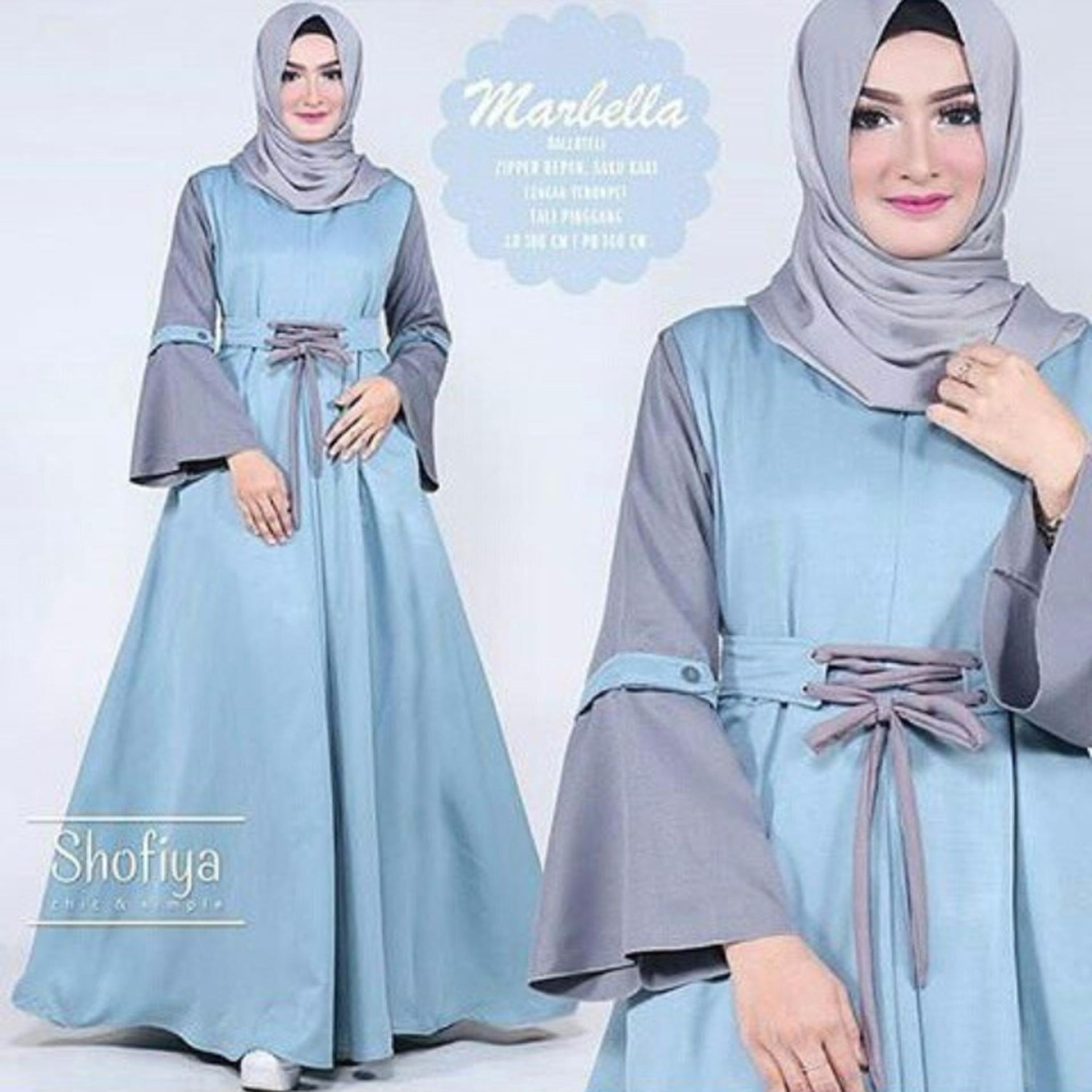 Harga Marbella Dress Fullset Murah