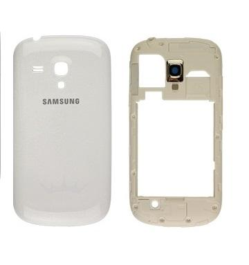 BACKDOOR BACK COVER TUTUP CASSING Battery Replacement For Samsung Galaxy S3 Mini