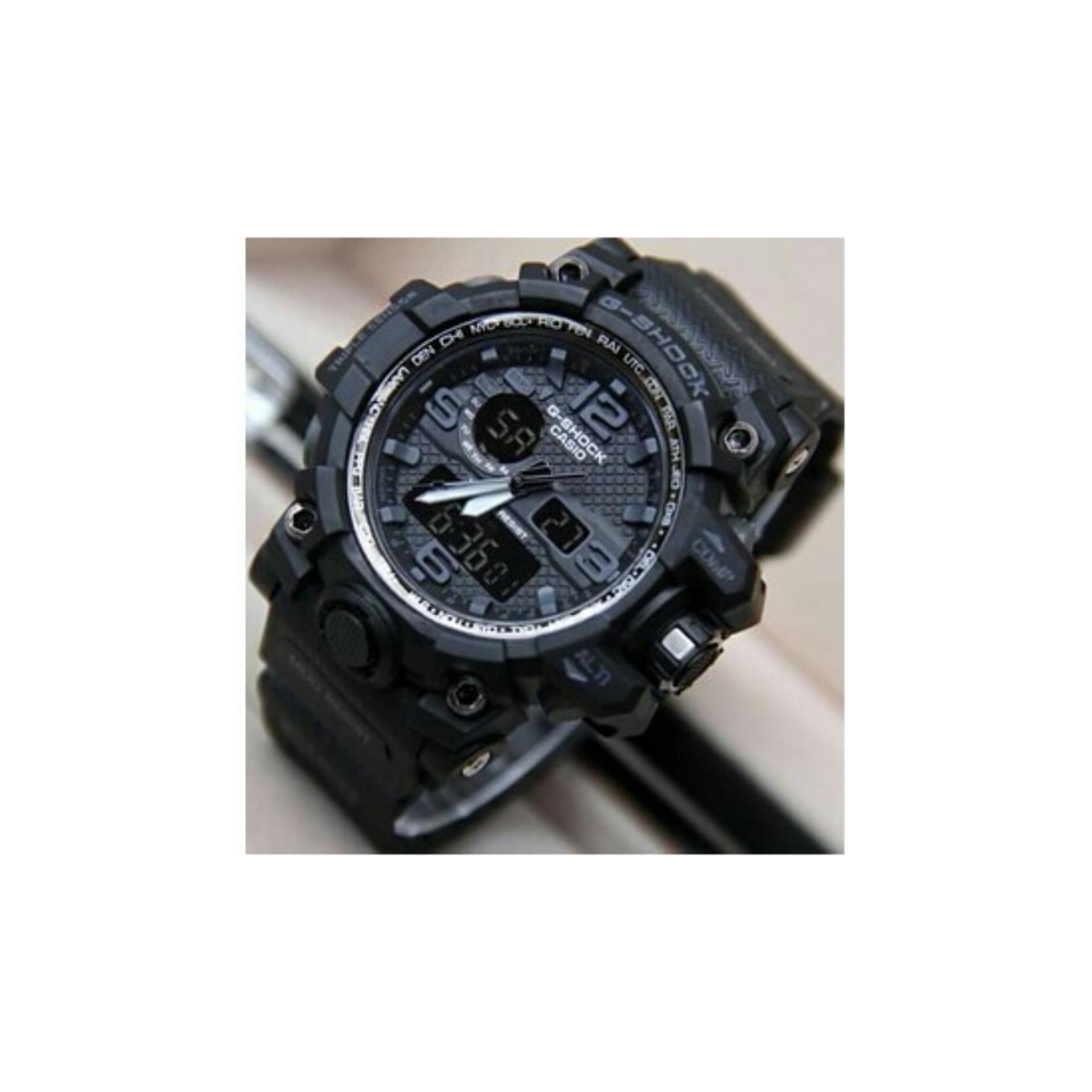 Casio G Shock Dw290 1v Jam Tangan Pria Brown Strap Rubber Daftar Edifice Gw A1000fc 1a4 Hitam Ready 6 Warna Anti Air Murah
