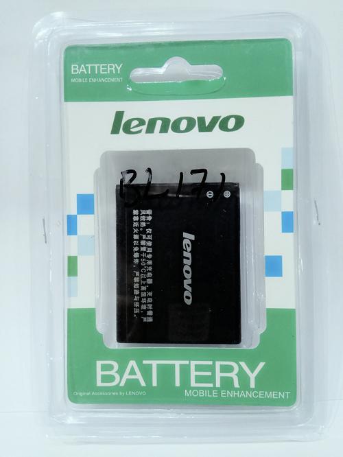 Lenovo Baterai Batt Batre Battery Lenovo BL171 BL-171 utk A390 A319 A60 A65 A356 A368 Bagus- Foto Asli