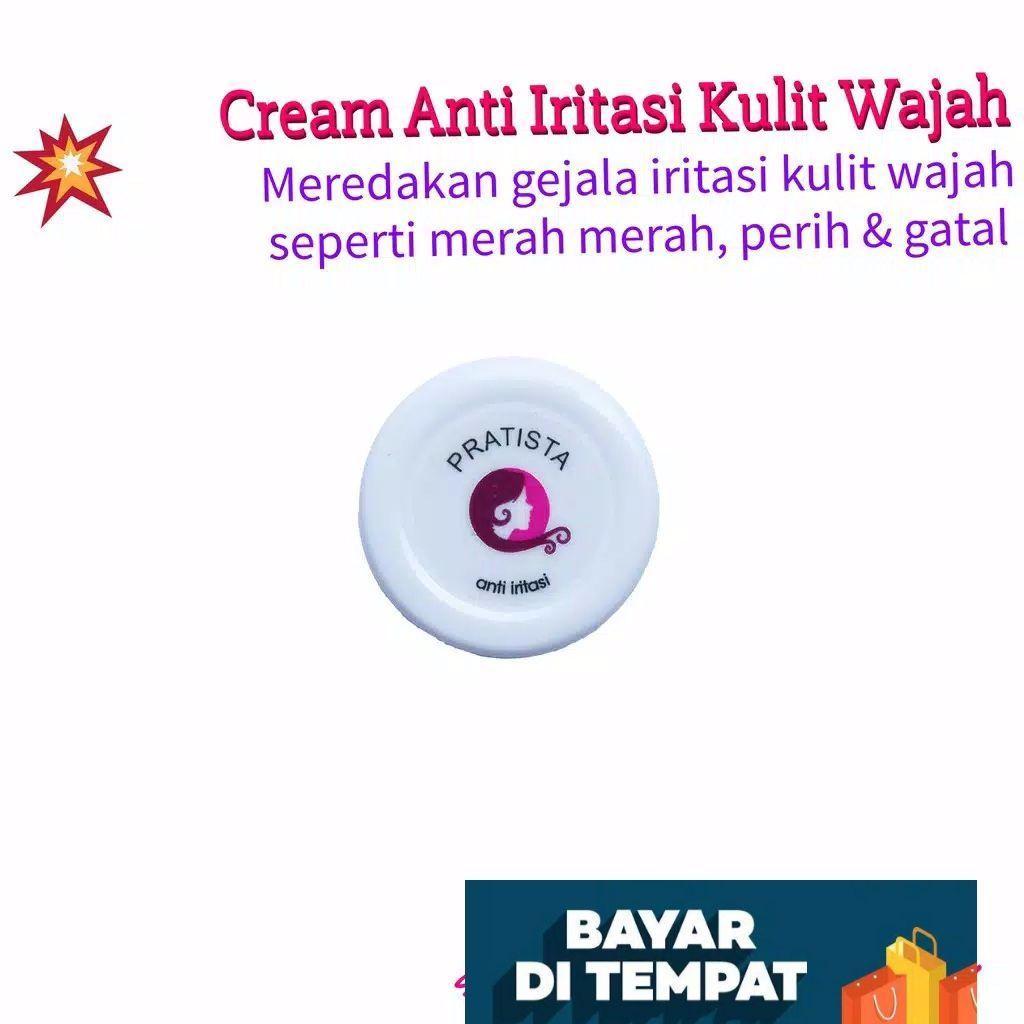 Cream/Salep Anti Iritasi Kulit Wajah / Pratista Anti Iritasi