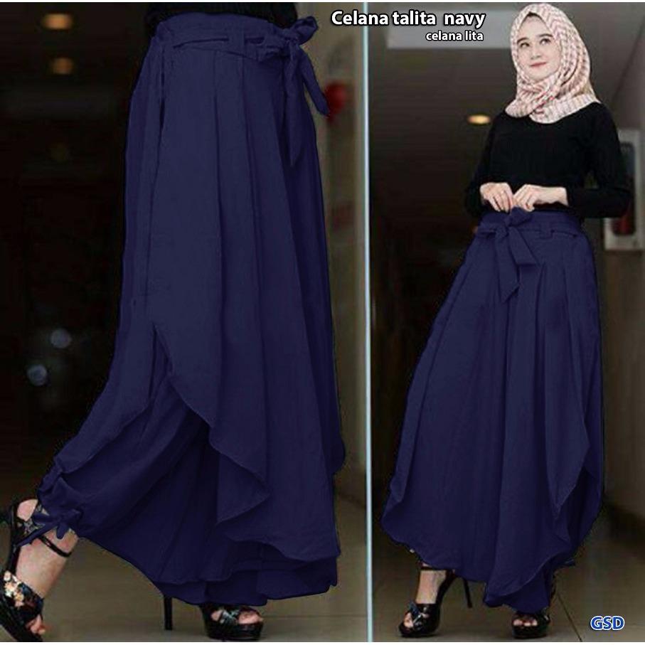 wow keren - Celana wanita / celana kulot /celana panjang/ celana thalita