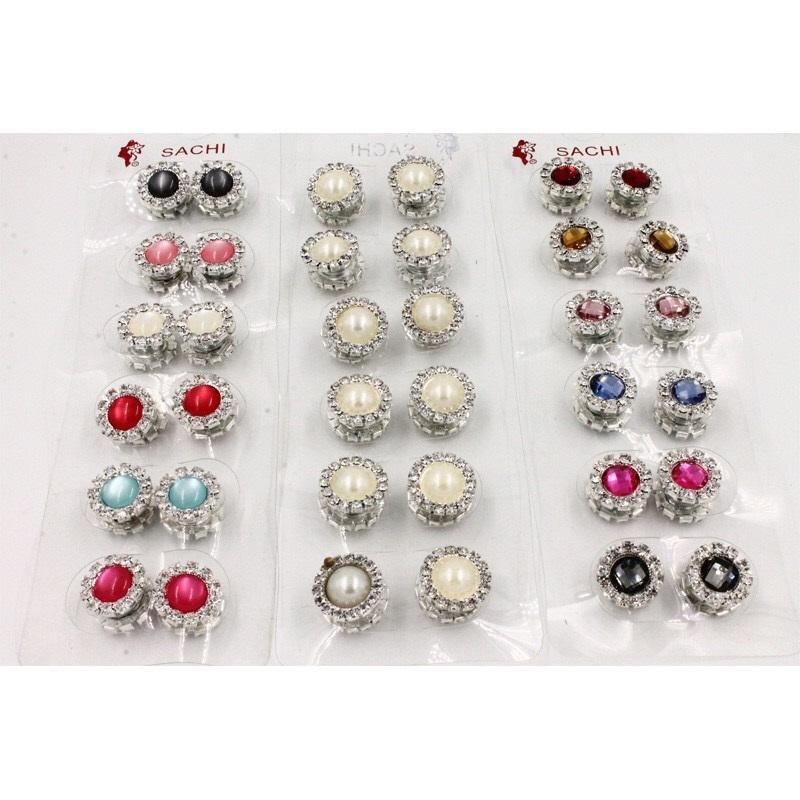 ... Bross fashion Korea strong magnetic brooch scarf Muslim accessories flower pattern/ bross hijab european style