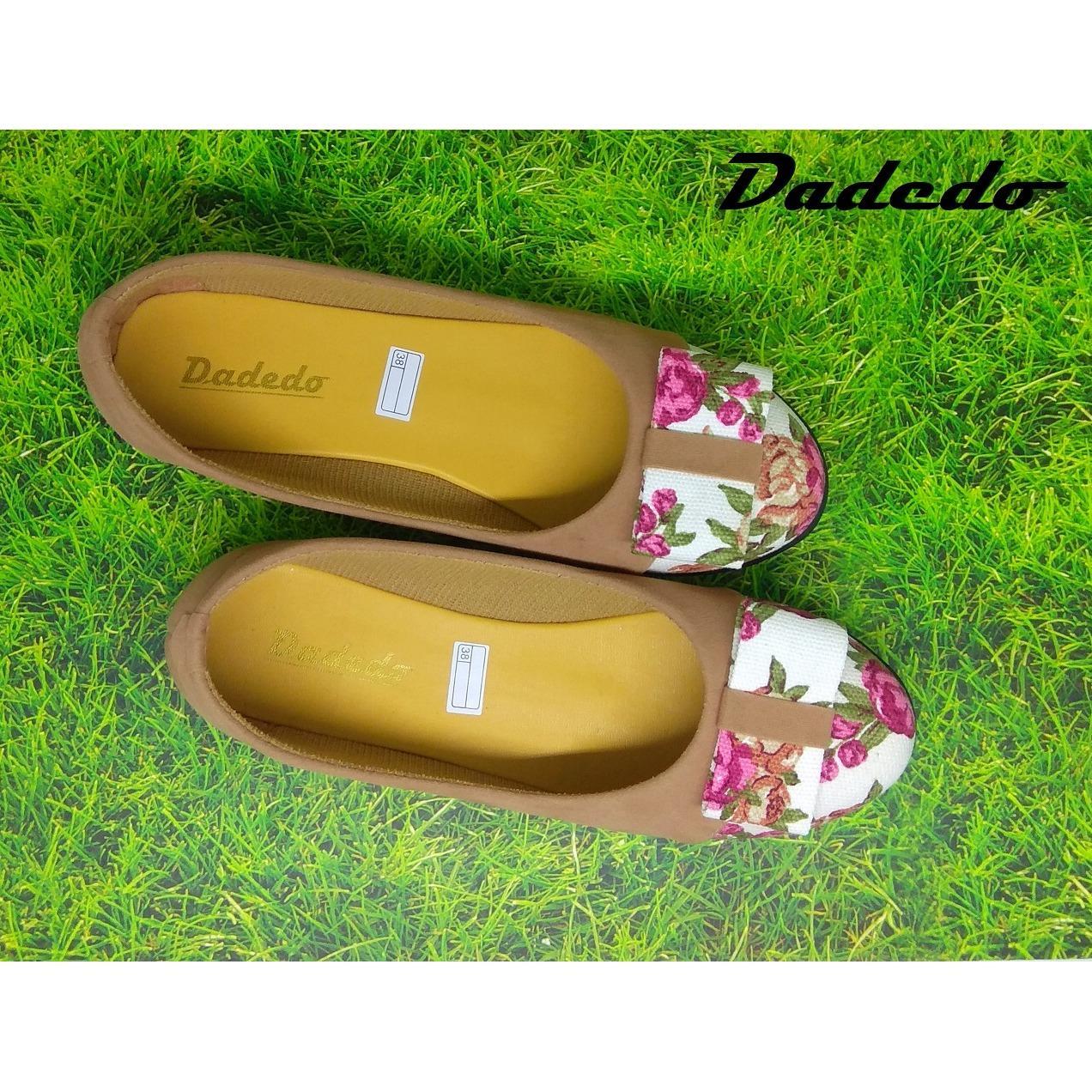 ... dadedo flat shoes FLOWER w-MILO ...