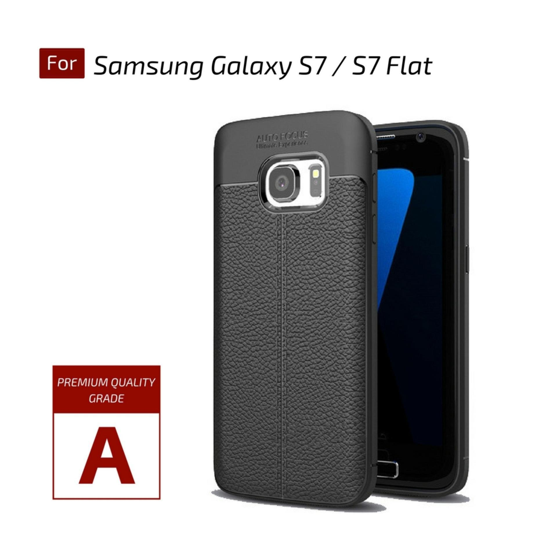 Fitur Samsung Keyboard Cover For Galaxy S7 Flat Black Dan Harga Perekat Gurita Hp Berkah Case Leather Softcase