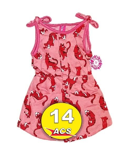 DRESS BELLA ANAK FLOWER KIDS