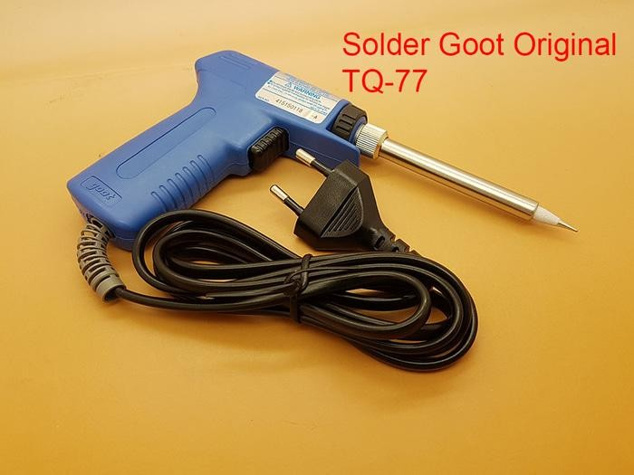 Solder Tembak GOOT TQ-77 ( 20 - 200 Watt ) ( ORIGINAL JAPAN )