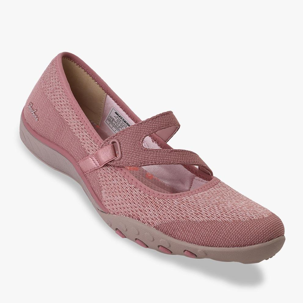 fb5b57871b1f Skechers Relaxed Fit  Breathe Easy - Lucky Lady Women s Sneakers Shoes -  Merah