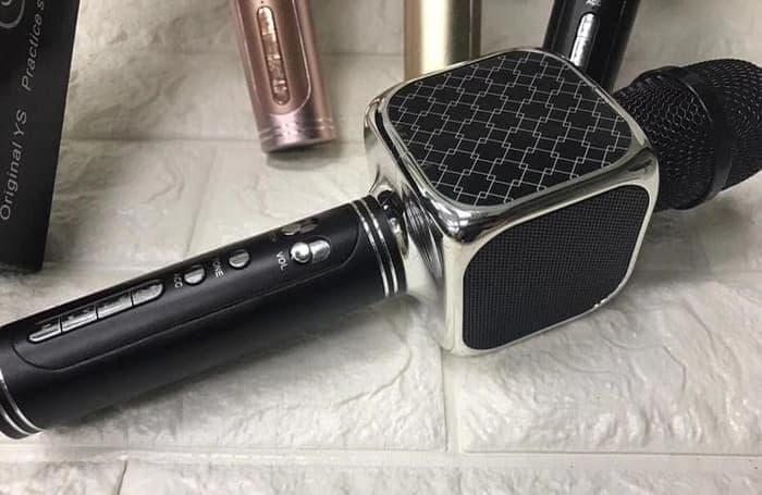 DISKON TERLARIS Mic Microphone SMULE Yosu YS-69 Mikropon Speaker TERMURAH