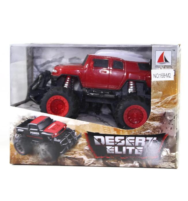 RC Mobil Bigfoot FJ Cruiser Mini Car Mainan Anak Remote Control - Merah . 6cdf7dbd14