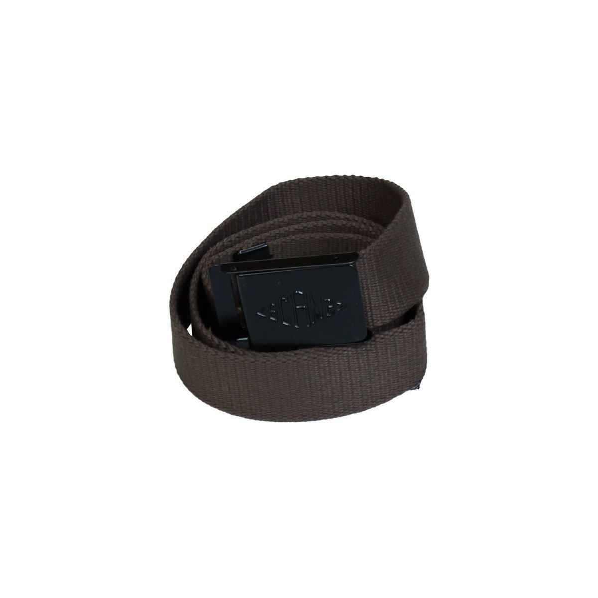canvas belt scrms brown screamous