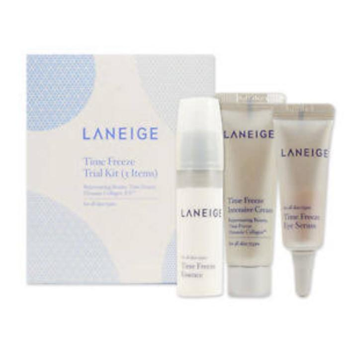 LANEIGE Time Freeze Trial Kit