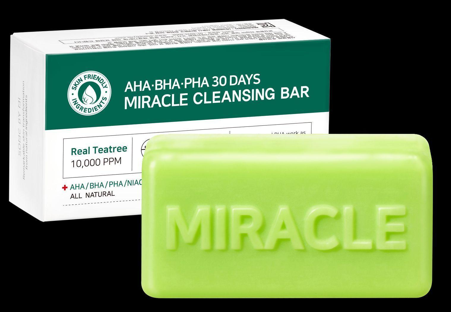 ... Somebymi AHA BHA PHA 30 Days Miracle Cleansing Bar - 3