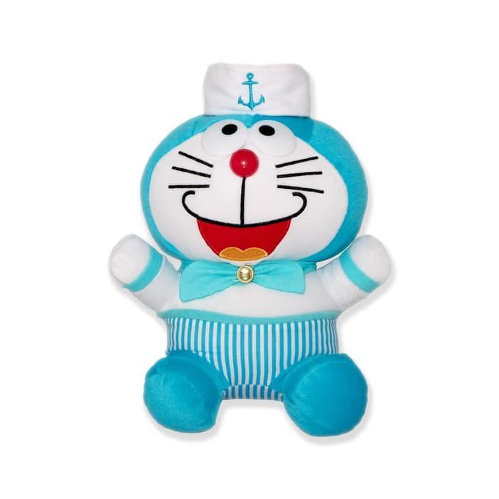 Boneka Doraemon Sailor M - ready stock