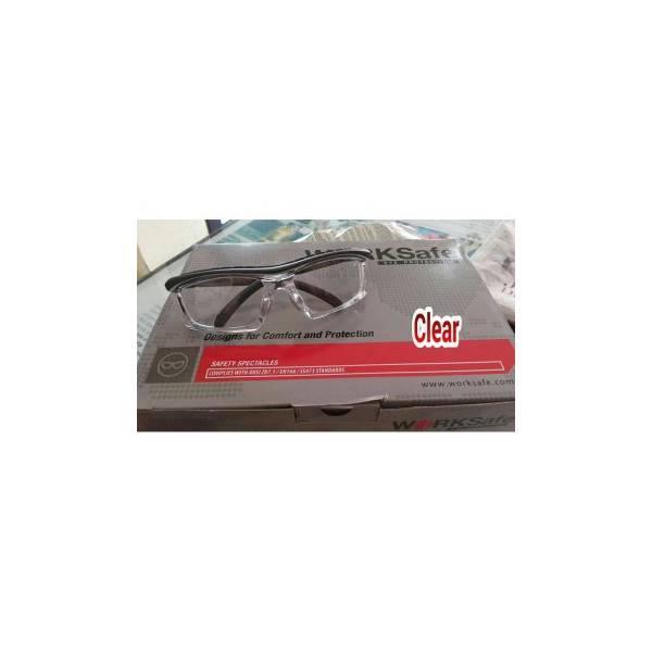 Kacamata Safety Minus ( Worksafe STEDA E5170 )