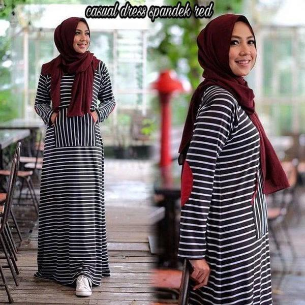 Jual Murah Dress Murah/Grosir Dress Murah/CASUA DRESS C05