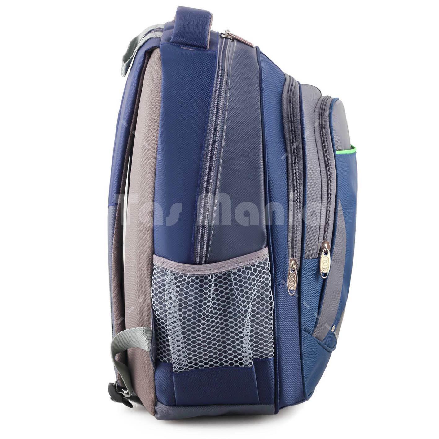 Tas Ransel Polo USA Sheldrake CLR Dailypack Tas Laptop Casual Backpack -  Blue . 01a060e287