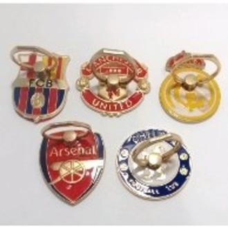 iRing FOOTBALL CLUB Series Klub Bola Ring Stand Cincin Hp Universal