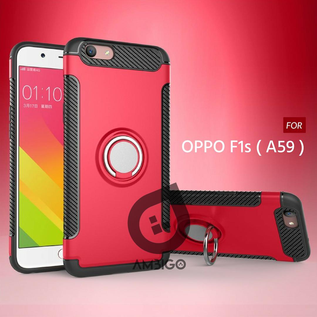 Calandiva Dragon Shockproof Hybrid Case untuk Oppo F1 Plus 5 5 Inch Hitam Gratis Rounded. Source · Ambigo Case Oppo F1s ( A59 ) Ring Carbon Kickstand Hybrid