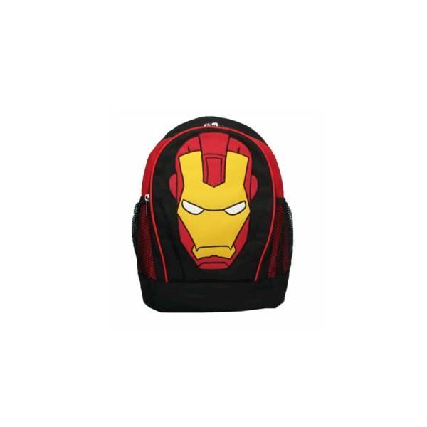 (Termurah) Tas Ransel Anak Karakter Kartun Superhero Iron Man/ Tas Anak Sekolah