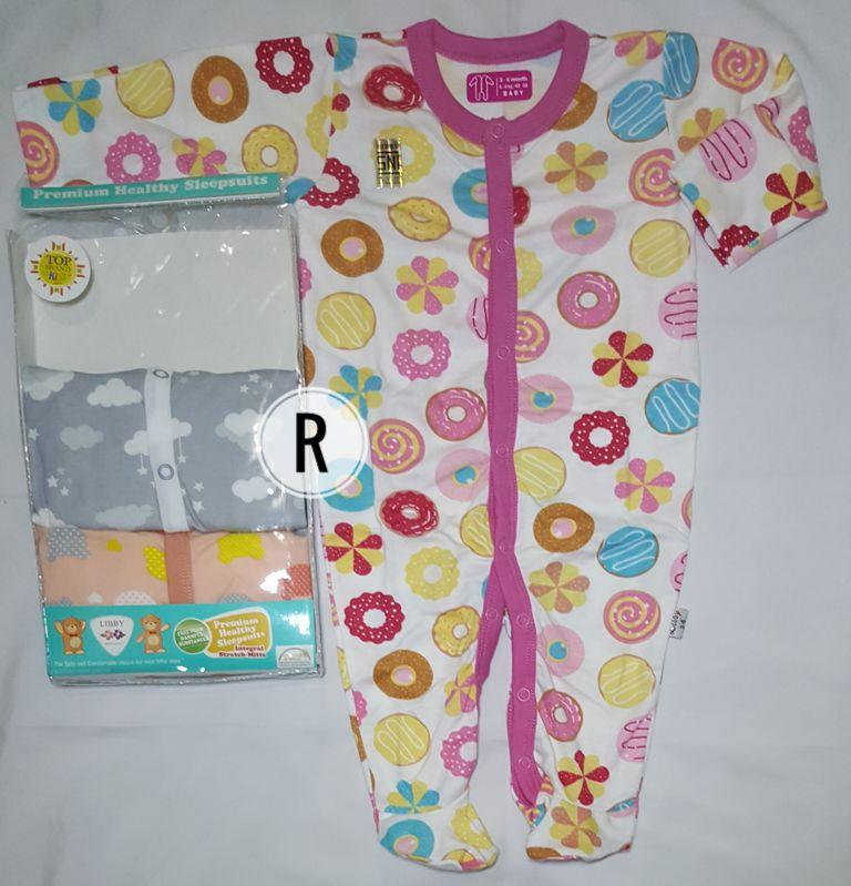 Sleepsuit Libby 3-6 bulan