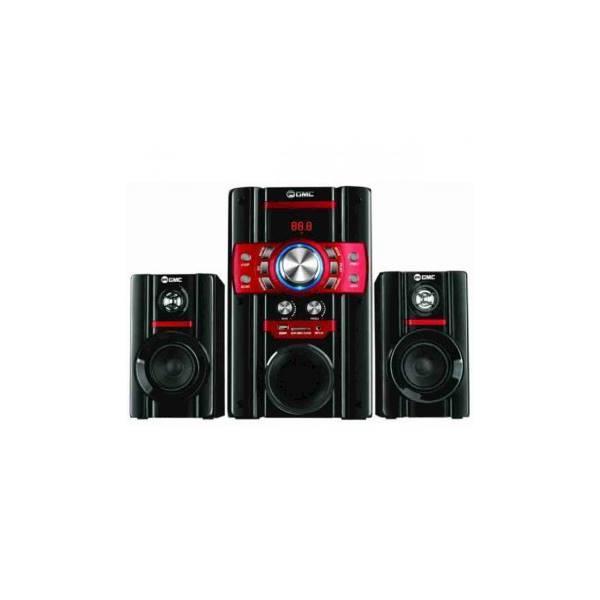 Terlaris GMC 888S Multimedia Speaker Aktif 105WRMS Active Subwoofer System 2.1 speaker aktif / speaker laptop
