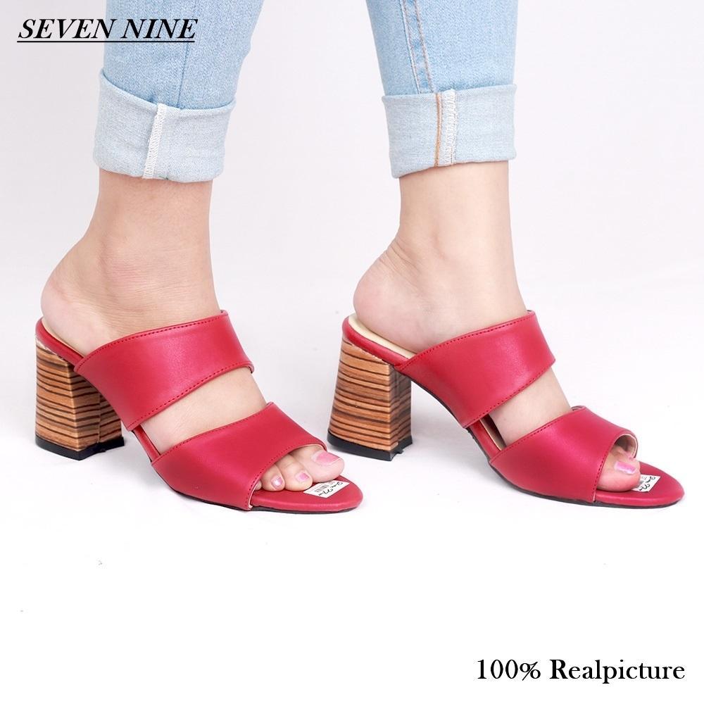 Ginshashop Sepatu Wanita High Heels Ghs Dr Hitam Heels Hak Tinggi ... 2ae9668cae