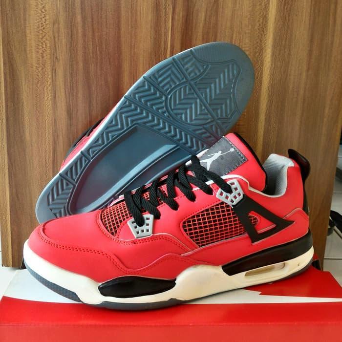HOT SPESIAL!!! sepatu basket pria nike air jordan merah impor vietnam -  gCf9rj 41e2e3374f