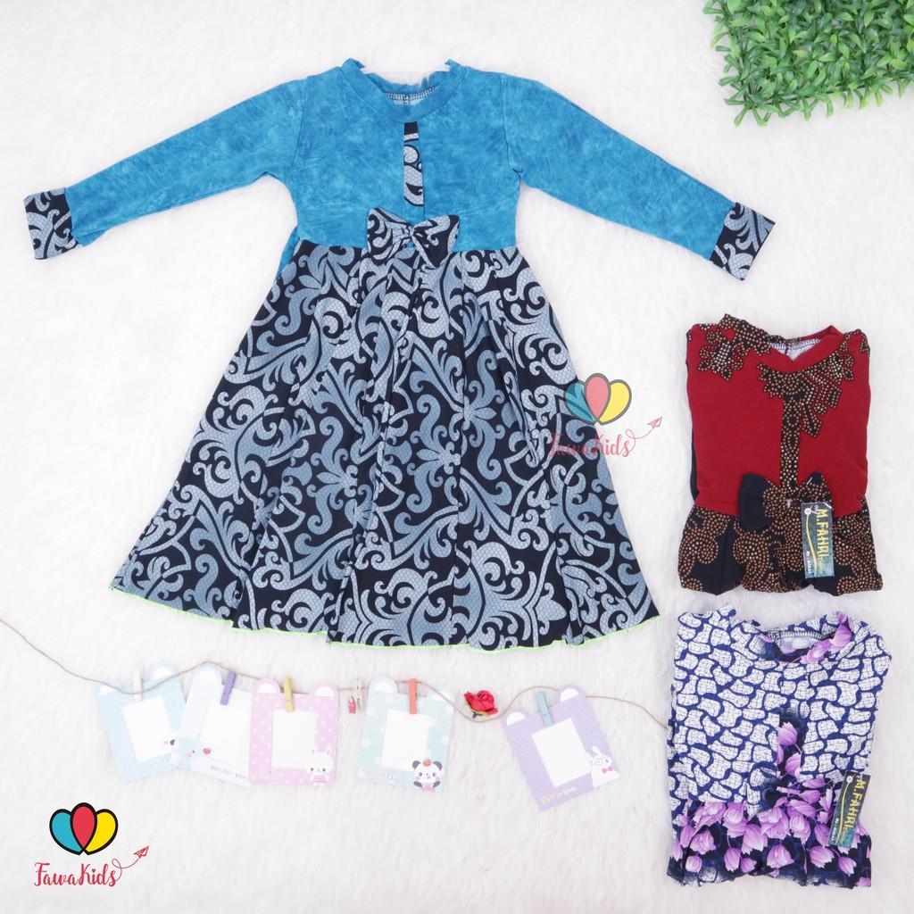 Fitur Baju Gamis Anak Perempuan 3 Tahun Gamis Anak Baju Dress Muslim