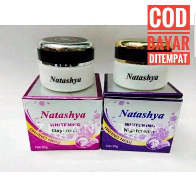 Cream Natasya Siang dan Malam