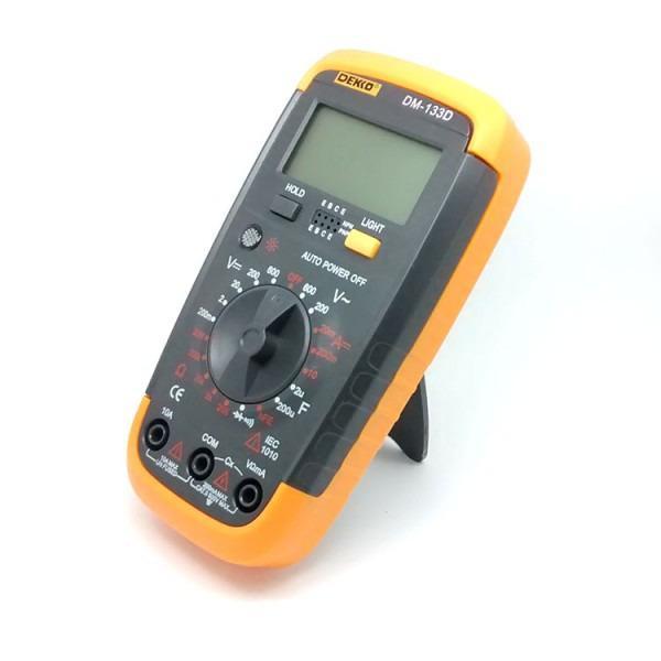 DEKKO DM-133D Digital Multitester