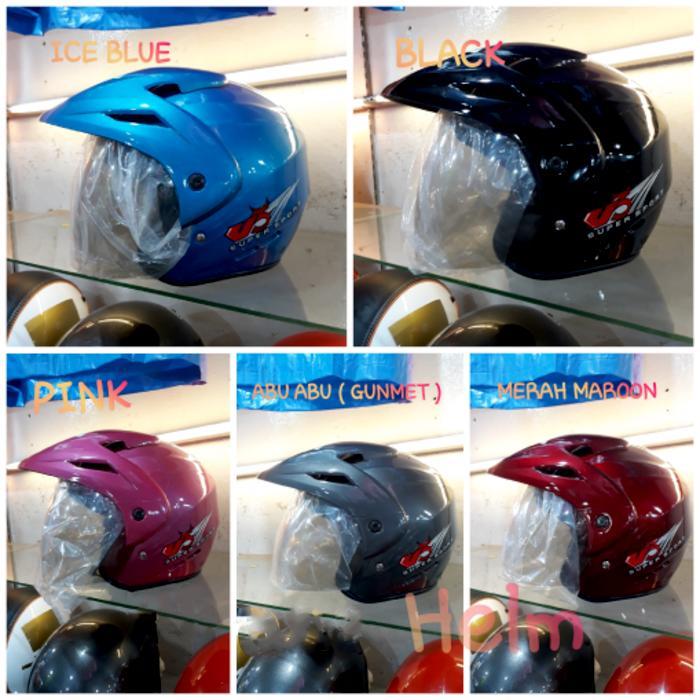 Harga Helm Murah Berkualitas Gtzone V3 Pet No Brand Original