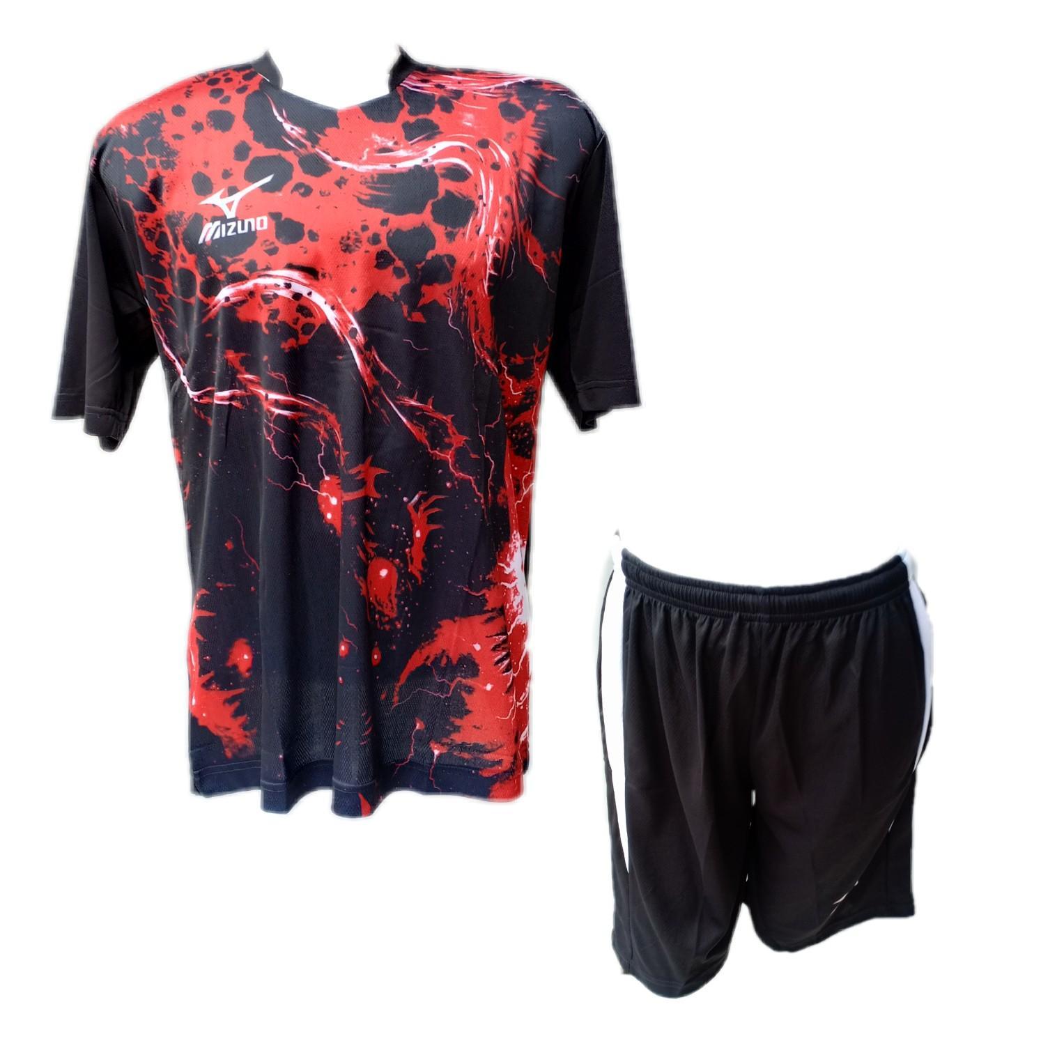 Fitur Baru Dijual Panas Pria Olahraga Jersey Kiper Sepak Bola Baik Sohoku Kalung Taring Motif Hiu Arsy Sport Pakaian 03 Voli