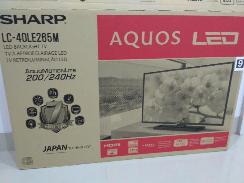 SHARP LC-40LE295I Full HD TV LED [40 Inch]