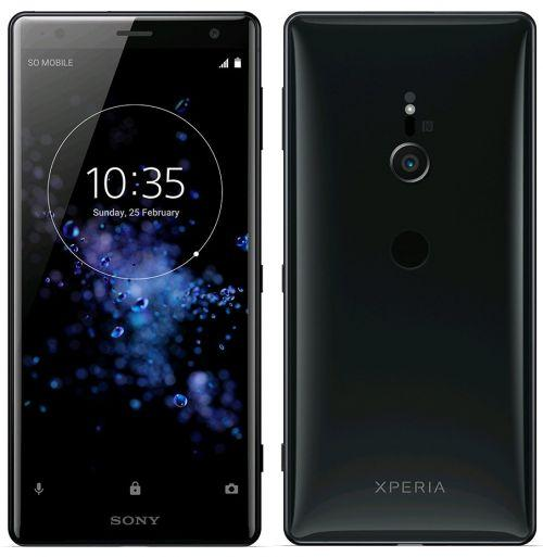 Sony Xperia XZ2 64GB (Liquid Black)