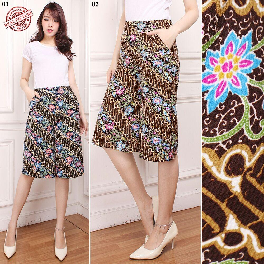 Harga Sb Collection Celana Pendek Maulida Shortpants Jumbo Wanita Original